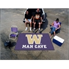 FANMATS Washington Man Cave UltiMat Rug 5'x8'