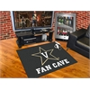 "FANMATS Vanderbilt Fan Cave All-Star Mat 33.75""x42.5"""