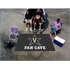 FANMATS Vanderbilt Fan Cave UltiMat Rug 5'x8'