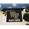 "FANMATS Wake Forest Man Cave Starter Rug 19""x30"""