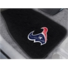 "FANMATS NFL - Houston Texans 2-piece Embroidered Car Mats 18""x27"""