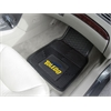 FANMATS Toledo 2 Pc Heavy Duty Vinyl Car Mats