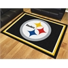 FANMATS NFL - Pittsburgh Steelers 8'x10' Rug