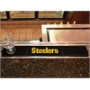"FANMATS NFL - Pittsburgh Steelers Wordmark Drink Mat 3.25""x24"""