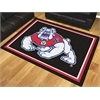 FANMATS Fresno State 8'x10' Rug