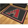 FANMATS MLB - Arizona Diamondbacks 8'x10' Rug