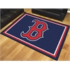 FANMATS MLB - Boston Red Sox 8'x10' Rug