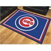 FANMATS MLB - Chicago Cubs 8'x10' Rug