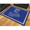 FANMATS MLB - Kansas City Royals 8'x10' Rug