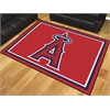 FANMATS MLB - Los Angeles Angels 8'x10' Rug