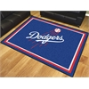 FANMATS MLB - Los Angeles Dodgers 8'x10' Rug