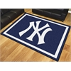 FANMATS MLB - New York Yankees 8'x10' Rug