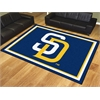 FANMATS MLB - San Diego Padres 8'x10' Rug