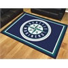 FANMATS MLB - Seattle Mariners 8'x10' Rug