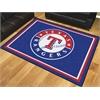 FANMATS MLB - Texas Rangers 8'x10' Rug