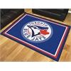 FANMATS MLB - Toronto Blue Jays 8'x10' Rug