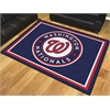 FANMATS MLB - Washington Nationals 8'x10' Rug