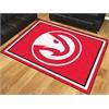 FANMATS NBA - Atlanta Hawks 8'x10' Rug