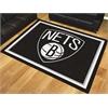 FANMATS NBA - Brooklyn Nets 8'x10' Rug