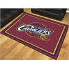 FANMATS NBA - Cleveland Cavaliers 8'x10' Rug
