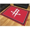 FANMATS NBA - Houston Rockets 8'x10' Rug