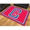 FANMATS NBA - Los Angeles Clippers 8'x10' Rug