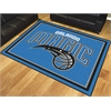 FANMATS NBA - Orlando Magic 8'x10' Rug