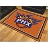 FANMATS NBA - Phoenix Suns 8'x10' Rug