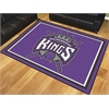 FANMATS NBA - Sacramento Kings 8'x10' Rug
