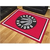 FANMATS NBA - Toronto Raptors 8'x10' Rug