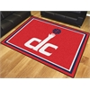 FANMATS NBA - Washington Wizards 8'x10' Rug