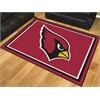 FANMATS NFL - Arizona Cardinals 8'x10' Rug