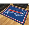 FANMATS NFL - Buffalo Bills 8'x10' Rug
