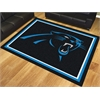FANMATS NFL - Carolina Panthers 8'x10' Rug