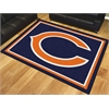 FANMATS NFL - Chicago Bears 8'x10' Rug