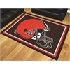FANMATS NFL - Cleveland Browns 8'x10' Rug