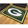 FANMATS NFL - Green Bay Packers 8'x10' Rug
