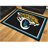 FANMATS NFL - Jacksonville Jaguars 8'x10' Rug