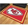 FANMATS NFL - Kansas City Chiefs 8'x10' Rug