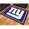 FANMATS NFL - New York Giants 8'x10' Rug