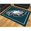 FANMATS NFL - Philadelphia Eagles 8'x10' Rug