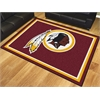 FANMATS NFL - Washington Redskins 8'x10' Rug