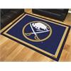 FANMATS NHL - Buffalo Sabres 8'x10' Rug