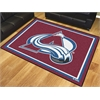 FANMATS NHL - Colorado Avalanche 8'x10' Rug