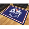 FANMATS NHL - Edmonton Oilers 8'x10' Rug