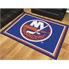 FANMATS NHL - New York Islanders 8'x10' Rug