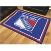 FANMATS NHL - New York Rangers 8'x10' Rug