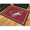 FANMATS NHL - Arizona Coyotes 8'x10' Rug