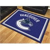FANMATS NHL - Vancouver Canucks 8'x10' Rug