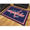 FANMATS NHL - Washington Capitals 8'x10' Rug
